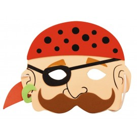 Masque enfant eva pirate