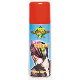 Bombe cheveux 125ml rouge