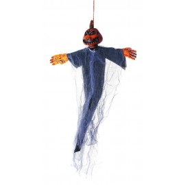 SUSPENSION CITROUILLE 40 CM