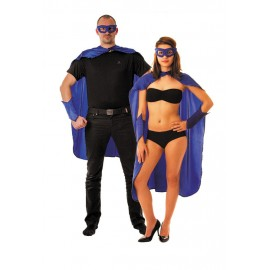 SET SUPER HEROS BLEU 3 PCS