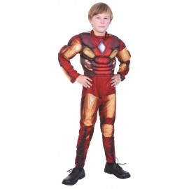 COSTUME SUPER ROBOT 4-6 ANS