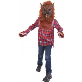 COSTUME GRAND MECHANT LOUP 4-6 ANS
