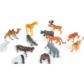 Animal zoo 6 cm