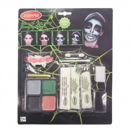 KIT MAQUILLAGE GLOW IN THE DARK