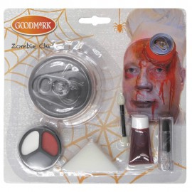 KIT MAQUILLAGE ZOMBIE CANNETTE