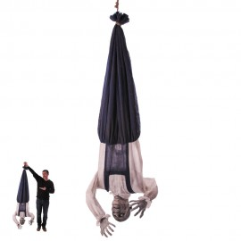 SUSPENSION  ZOMBIE ANIME SONORE ET LUMINEUX 180CM