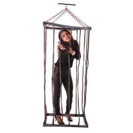 CAGE TAILLE HUMAINE