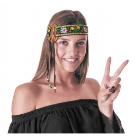 HEADBAND PEACE  et  LOVE