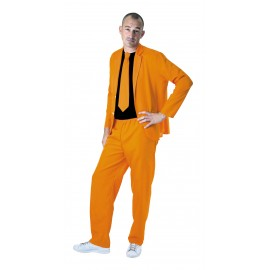 COSTUME FASHION NEON ORANGE