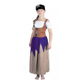 COSTUME PIRATE LOULOUTE 7/9