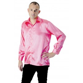 CHEMISE NEON NIGHT ROSE