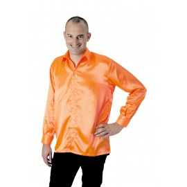 Chemise Neon Night Orange