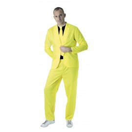 COSTUME FASHION NEON JAUNE
