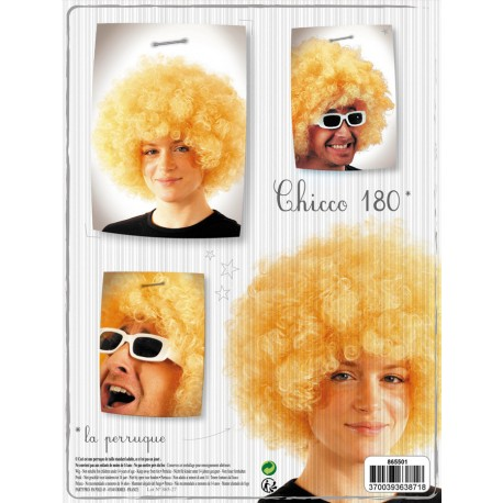 Perruque chicco180 blonde