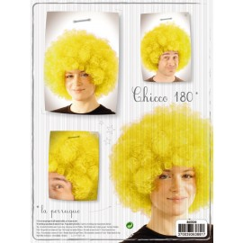 Perruque chicco180 jaune