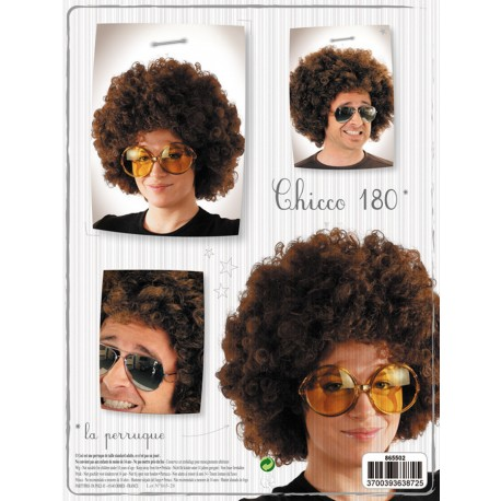 Perruque chicco180 chatain
