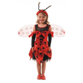Costume coccinelle 7-9ans