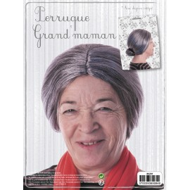 PERRUQUE GRAND' MAMAN
