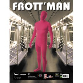 Costume frott'man rose XL