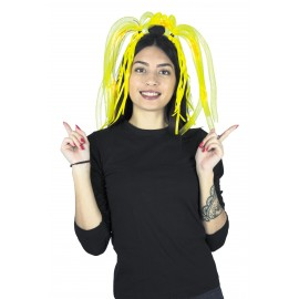 PARTY DREAD NEON JAUNE