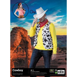 SET COW BOY SOLITAIRE
