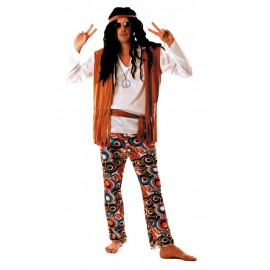 Costume hippy homme
