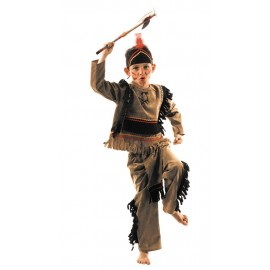 Costume indien sioux 4-6ans