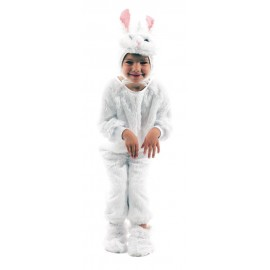 Costume lapin 6-8 ans