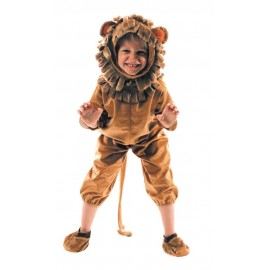 Costume lion 6-8 ans