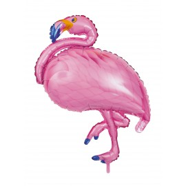 BALLON MYLAR FLAMINGO