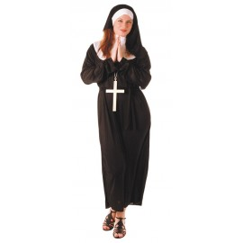 Costume religieuse XXL