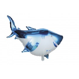 BALLON MYLAR SHARK ATTACK