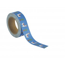 WASHI TAPE FRIDA LAMA