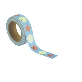 WASHI TAPE UNDER THE SEA