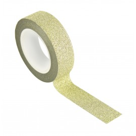 Washi tape glitter or