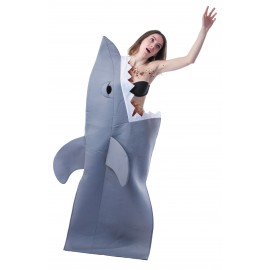 COSTUME SHARK ATTACK