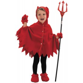 COSTUME P'TIT DIABLE 3-4ANS