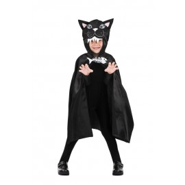 Cape chat enfant 75cm