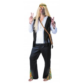 COSTUME HIPPY CHIC HOMME