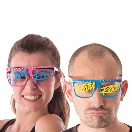 LUNETTES PARTY ROCK  2 COUL AS