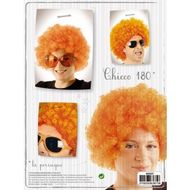 Perruque chicco180 orange