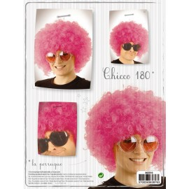 PERRUQUE CHICCO180 ROSE