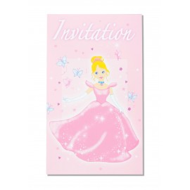 INVITATIONS PRINCESSE X6