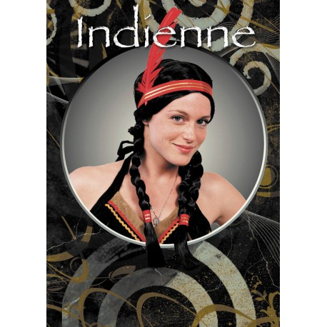 Perruque indienne