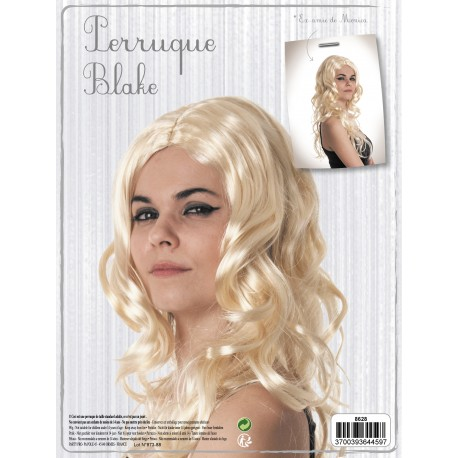 PERRUQUE BLAKE BLONDE