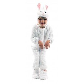 COSTUME LAPIN 3-5ANS