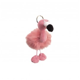 PORTE CLEF SWEET FLAMINGO