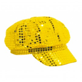 Casquette disco or