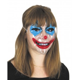 MASQUE CLOWN HALLOWEEN