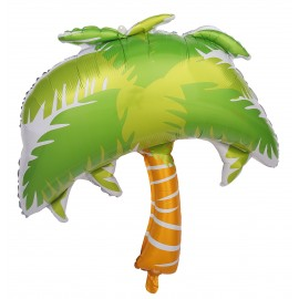 BALLON MYLAR COCONUT TREE